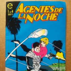 Cómics: AGENTES DE LA NOCHE N°1-2 (DE 4). EPIC COMICS / FORUM, 1994.. Lote 106709080