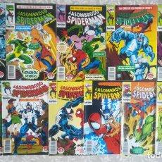 Cómics: EL ASOMBROSO SPIDERMAN COMPLETA11 NUMEROS. Lote 217537565
