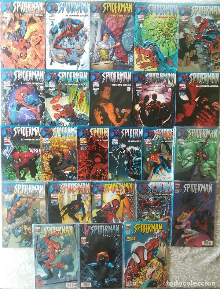 SPIDERMAN VOL 6 1 AL 17, 20,21,33,37,41,42,46 (Tebeos y Comics - Forum - Spiderman)