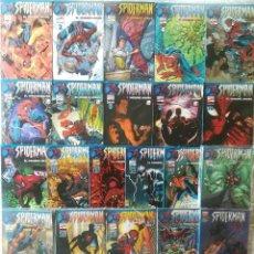 Cómics: SPIDERMAN VOL 6 1 AL 17, 20,21,33,37,41,42,46. Lote 217540813