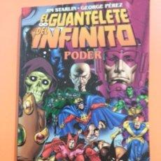 Comics : EL GUANTELETE DEL INFINITO PODER - Nº 2 PODER. Lote 217548371