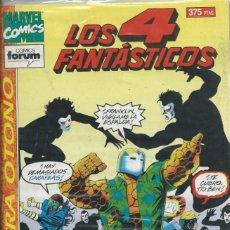 Cómics: LOS 4 FANTÁSTICOS EXTRA OTOÑO FORUM. Lote 217550832