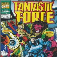 Cómics: FANTASTIC FORCE Nº 5 DE 6 FORUM. Lote 217552015