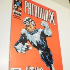 Cómics: PATRULLA X. VÍSPERAS DE DESTRUCCIÓN. MARVEL Nº 71 2002 (SEMINUEVO). Lote 217565495