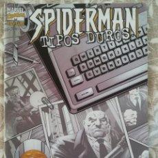 Cómics: SPIDERMAN TIPOS DUROS. Lote 217620780