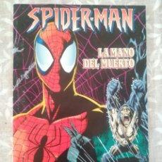 Cómics: SPIDERMAN LA MANO DEL MUERTO. Lote 217620855