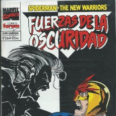Cómics: FUERZAS DE LA OSCURIDAD. SERIE LIMITADA Nº 2 DE 4 SPIDERMAN-NEW WARRIORS FORUM. Lote 217651785