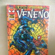 Cómics: VENENO-DUELO DE ARAÑAS-TOMO UNICO. Lote 217673477
