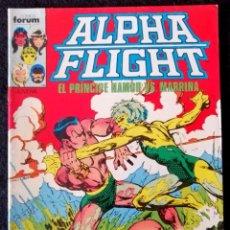 Cómics: ALPHA FLIGHT VOL. 1 Nº 22 - FORUM ''BUEN ESTADO''. Lote 217690588