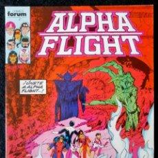 Cómics: ALPHA FLIGHT VOL. 1 Nº 19 - FORUM ''BUEN ESTADO''. Lote 217690771