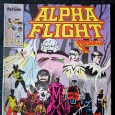 Cómics: ALPHA FLIGHT VOL. 1 Nº 32 - FORUM ''BUEN ESTADO''. Lote 217690945