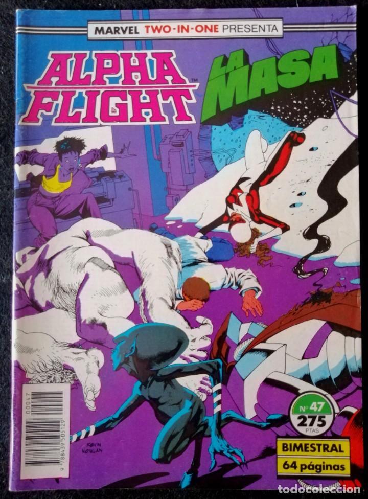 ALPHA FLIGHT VOL. 1 Nº 47 - FORUM ''MUY BUEN ESTADO'' (Tebeos y Comics - Forum - Alpha Flight)
