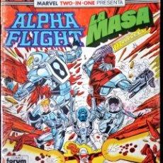 Cómics: ALPHA FLIGHT VOL. 1 Nº 49 - FORUM. Lote 217691908