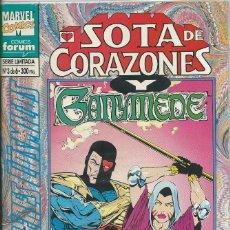 Cómics: PODERES COSMICOS SERIE LIMITADA Nº 3 DE 6 FORUM. Lote 217717635