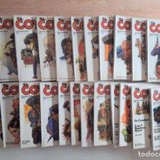 Cómics: EL COYOTE- FORUM 25 TITULOS. Lote 217732751