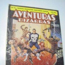 Comics: AVENTURAS BIZARRAS Nº 15 - ED. FORUM. Lote 217779217