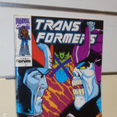 Cómics: TRANSFORMERS Nº 66 RUPTURA - FORUM. Lote 217822657