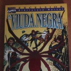 Fumetti: TOMO VIUDA NEGRA BIBLIOTECA MARVEL EXCELSIOR. Lote 217835558