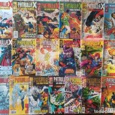 Comics : PATRULLA X LOS AÑOS PERDIDOS CASI COMPLETA FALTA EL 10 DE 22 NUMEROS. Lote 217847708