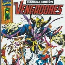 Cómics: LOS VENGADORES SEGUNDA EDICIÓN Nº 22 FORUM. Lote 217860996