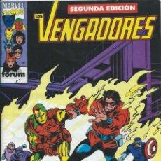 Cómics: LOS VENGADORES SEGUNDA EDICIÓN Nº 23 FORUM. Lote 217861021