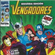 Cómics: LOS VENGADORES SEGUNDA EDICIÓN Nº 31 FORUM. Lote 217861191