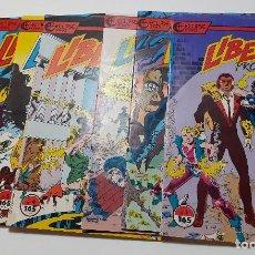 Cómics: LIBERTY PROJECT - OBRA COMPLETA - KURT BUSIEK - EN BUEN ESTADO. Lote 217877347