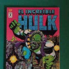 Cómics: EL INCREÍBLE HULK LIBRO 2 DE 2,MARVEL COMICS,FORUM. Lote 217885383