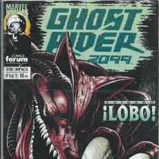 Cómics: GHOST RIDER 2099 SERIE LIMITADA Nº 4 DE 12 FORUM. Lote 217926740