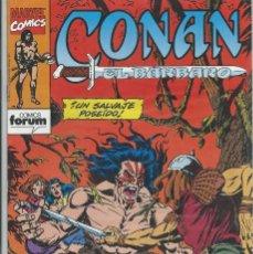 Cómics: CONAN EL BARBARO Nº 177 FORUM. Lote 217929511
