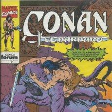 Cómics: CONAN EL BARBARO Nº 178 FORUM. Lote 217929576