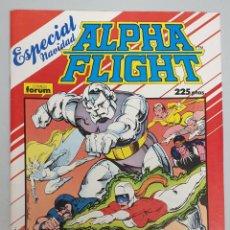 Cómics: ALPHA FLIGHT ESPECIAL NAVIDAD 1987 / MARVEL - FORUM. Lote 217932440