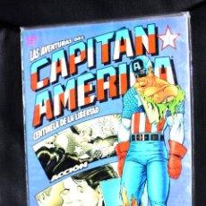 Cómics: LAS AVENTURAS DE CAPITAN AMERICA , CENTINELA DE LA LIBERTAD III, PRESTIGIO 44 (NUEVO Y REBAJADO). Lote 217933260