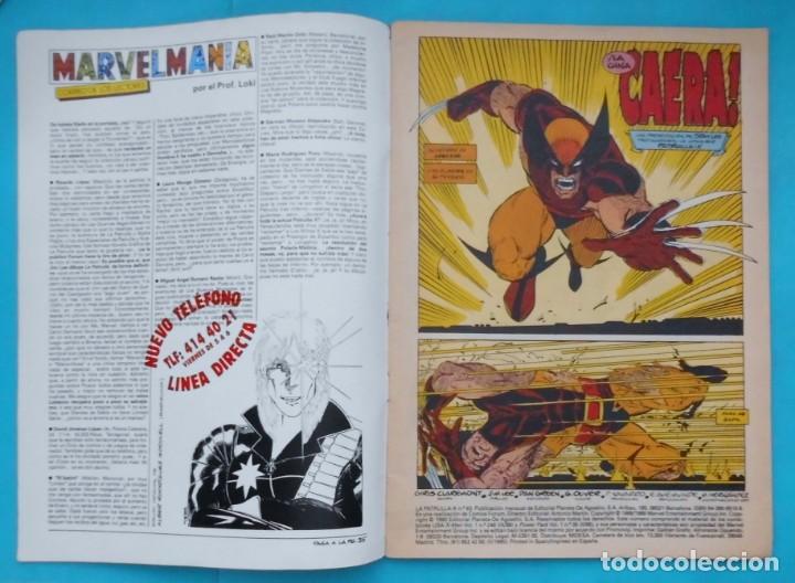 Cómics: TEBEO LA PATRULLA X, COMICS FORUM Nº 93 - Foto 2 - 217992391