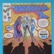 Cómics: TEBEO, LA PATRULLA X, COMICS FORUM, Nº 89. Lote 217992761