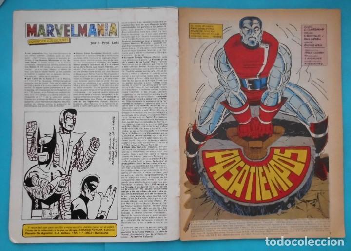 Cómics: TEBEO, LA PATRULLA X, COMICS FORUM, Nº 43 - Foto 2 - 217993341