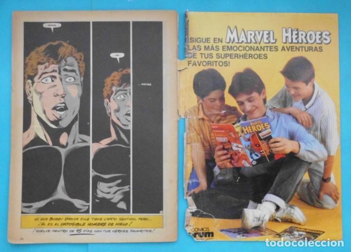 Cómics: TEBEO, LA PATRULLA X, COMICS FORUM, Nº 43 - Foto 3 - 217993341