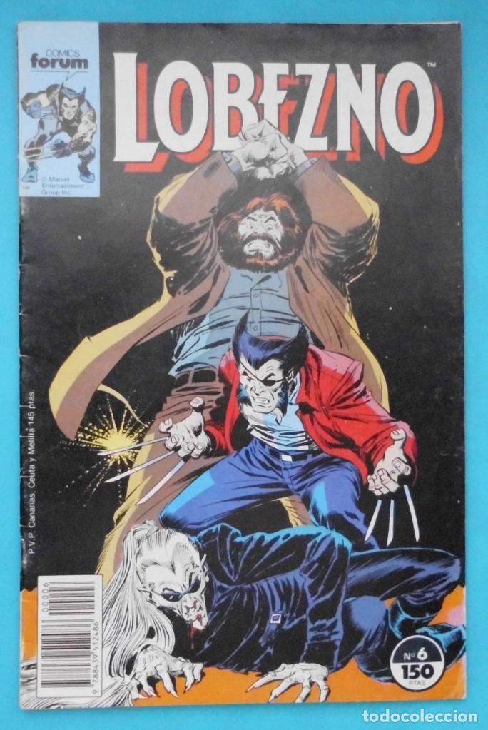 TEBEO, LOBEZNO, COMICS FORUM, Nº 6 (Tebeos y Comics - Forum - X-Men)