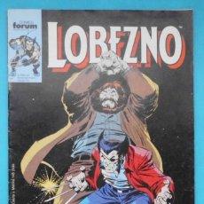 Cómics: TEBEO, LOBEZNO, COMICS FORUM, Nº 6. Lote 217993625