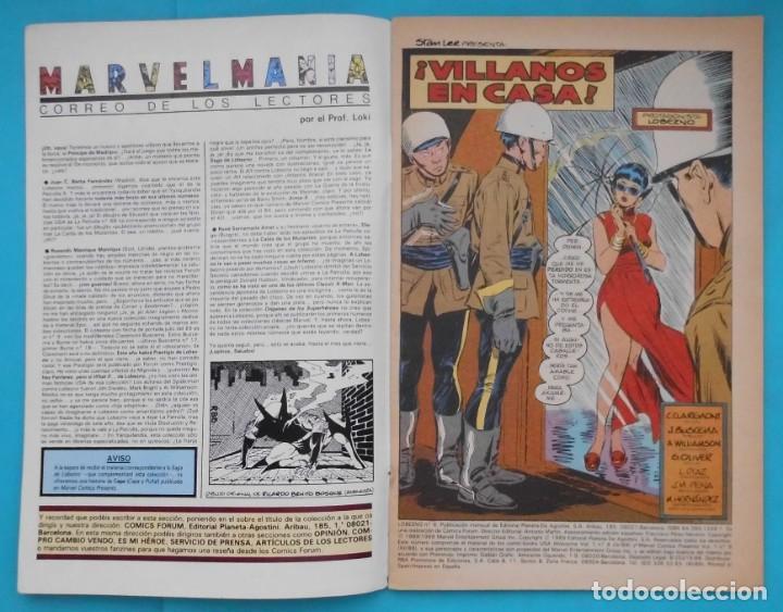Cómics: TEBEO, LOBEZNO, COMICS FORUM, Nº 6 - Foto 2 - 217993625