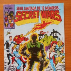 Cómics: SECRET WARS Nº 11 - INCLUYE POSTER - FORUM (S). Lote 218000226