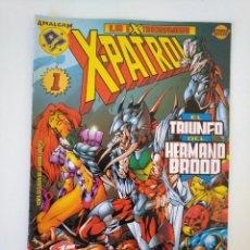 Comics : AMALGAM X PATROL EL TRIUNFO DEL HERMANO BLOOD. Lote 218039503