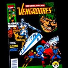Cómics: DE KIOSCO LOS VENGADORES 29 SEGUNDA EDICION FORUM. Lote 218073275