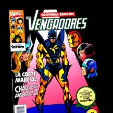 Cómics: EXCELENTE ESTADO LOS VENGADORES 28 SEGUNDA EDICION FORUM. Lote 218074430