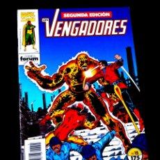 Cómics: EXCELENTE ESTADO LOS VENGADORES 15 SEGUNDA EDICION FORUM. Lote 218074766