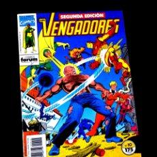 Cómics: EXCELENTE ESTADO LOS VENGADORES 10 SEGUNDA EDICION FORUM. Lote 218074841