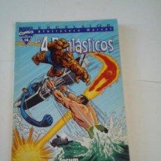 Cómics: LOS 4 FANTASTICOS - BIBLIOTECA MARVEL EXCELSIOR - NUMERO 14 - MUY BUEN ESTADO - CJ 117 - GORBAUD. Lote 218075585
