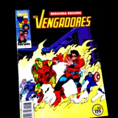Cómics: MUY BUEN ESTADO LOS VENGADORES 23 SEGUNDA EDICION FORUM. Lote 218075695