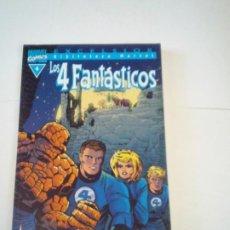 Cómics: LOS 4 FANTASTICOS - BIBLIOTECA MARVEL EXCELSIOR - NUMERO 4 - MUY BUEN ESTADO - CJ 117 - GORBAUD. Lote 218076510