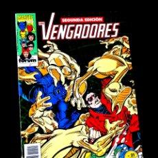 Cómics: MUY BUEN ESTADO LOS VENGADORES 21 SEGUNDA EDICION FORUM. Lote 218076603
